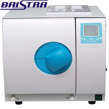 Table top class B 12L/16L autoclave sterilizer used for dental clinic