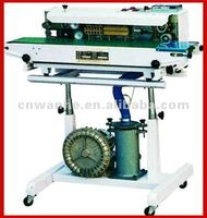 Automatic Continuous Aerating Band Sealer