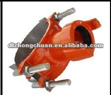 pipe coupling,clamp casting for water treatment casting and accessories and engineering castings