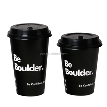Customer Designed Logo and Printing Food Grade Paper Cup