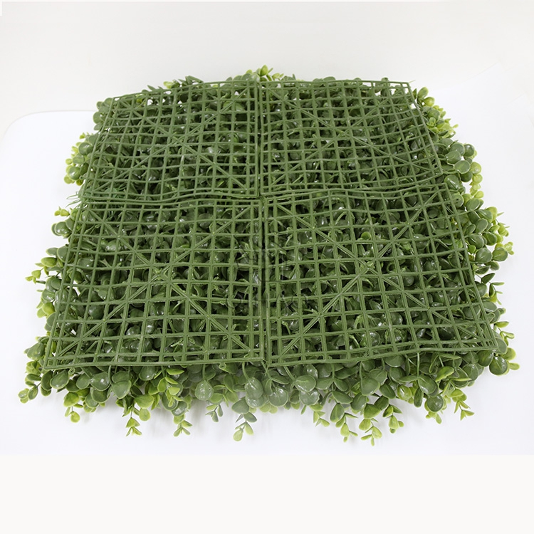 Hot Selling New Style Artificial Grass Mat for Wall Decoration High Quality Plastic Grass