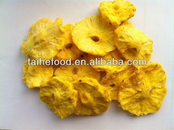Dry Fruit Dried Pineapple Factory