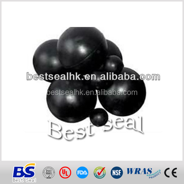 soild rubber ball for air valve