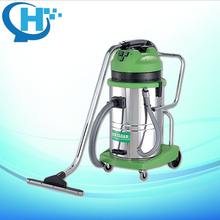 60L 3000w water stainless steel tank vacuum cleaner cleaning equipment