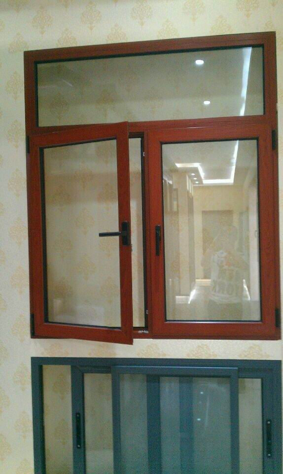 Upvc sliding window grill design with tinted glass view for Window design group