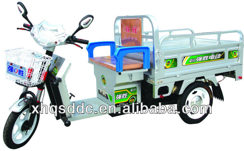 electric tricycle manufacturer in china adult electric tricycle pedal cargo tricycle
