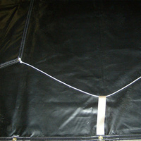 Top Quality Low Price Lumber Tarp With Vinyl Coated Fabic