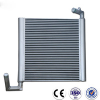 China custom plate aluminum radiator for auto