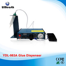 low cost Digital adjustable Full Auto Glue Dispenser PEDAL CONTROL AC220V YDL 983A