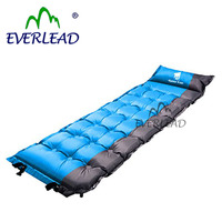 Hiking Camping Backpacking Folding Self Inflating Mattress