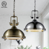 Industrial Brass Style Led Bronze Metal