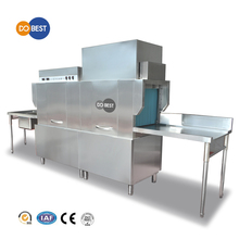2018 Hot Sale Tunnel Type Dishwasher With Dryer