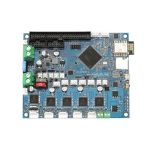 Duet 2 Wifi V1.04 Upgrades Controller Board Cloned DuetWifi Advanced 32bit Motherboard For 3D Printer CNC Machine