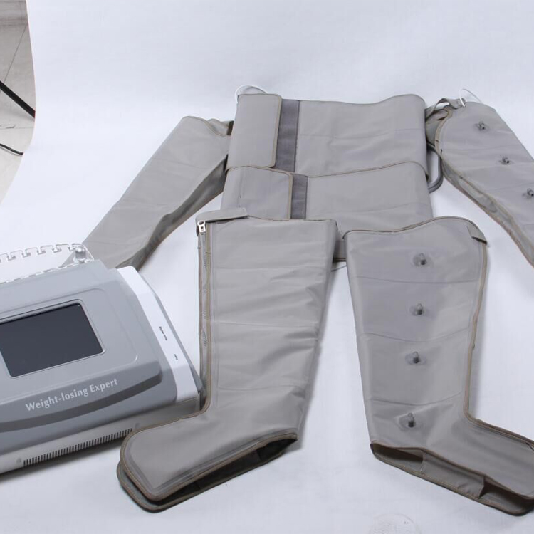 pressure vacuum therapy machine air compression machine therapy body detox infrared thermal slimming blanket ib8108e