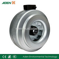 4 inch bathroom inline exhaust fan