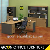 GCON Modular movable office furniture with sliding doors cabinet