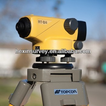 topcon level surveying equipment