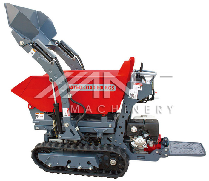 Chinese power dolly BY800