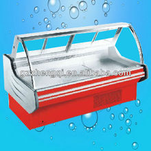 2016 Hot sell supermarket meat display chiller,meat refrigerator showcase