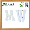 wholesale lovely beautiful mdf white montessori crafts wooden alphabet letters wholesale