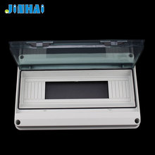 Plastic Dustproof Weatherproof Waterproof Distribution Box