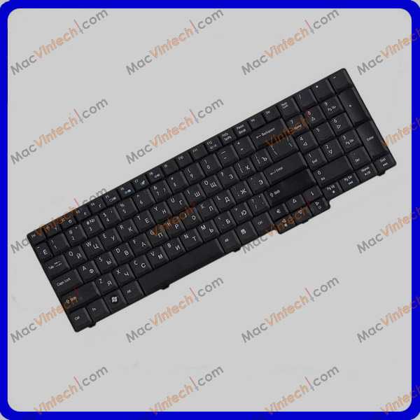 Russian Layout Laptop Keyboard For Acer As 7230 7530 7530G 7730 7730G 7730ZG 8920 8930