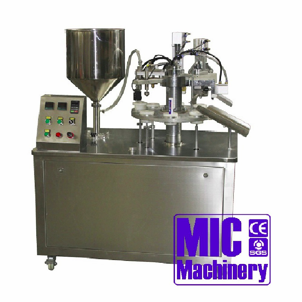 MIC-R30 automatic and semi-automatic tomato paste packing machine