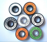 608 2RS professional skateboard bearing
