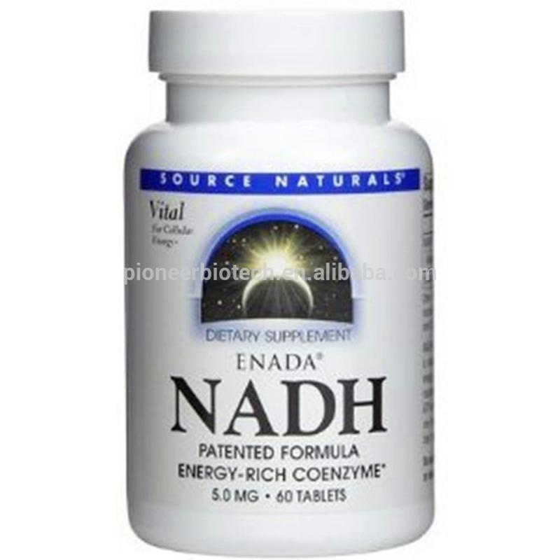 Fatigue vitamin medication NADH Gastric Tablet 5-20mg