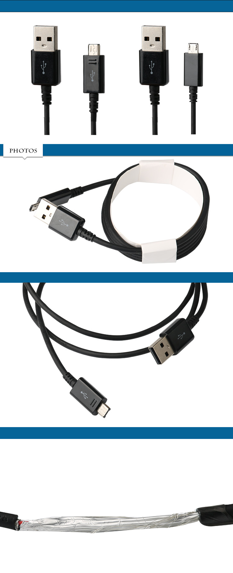 cable usb for samsung