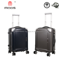 Unique cute 20 inch carry on leather luggage
