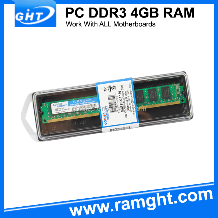 High quality original chips computer memory ddr 3 ram 4 gb