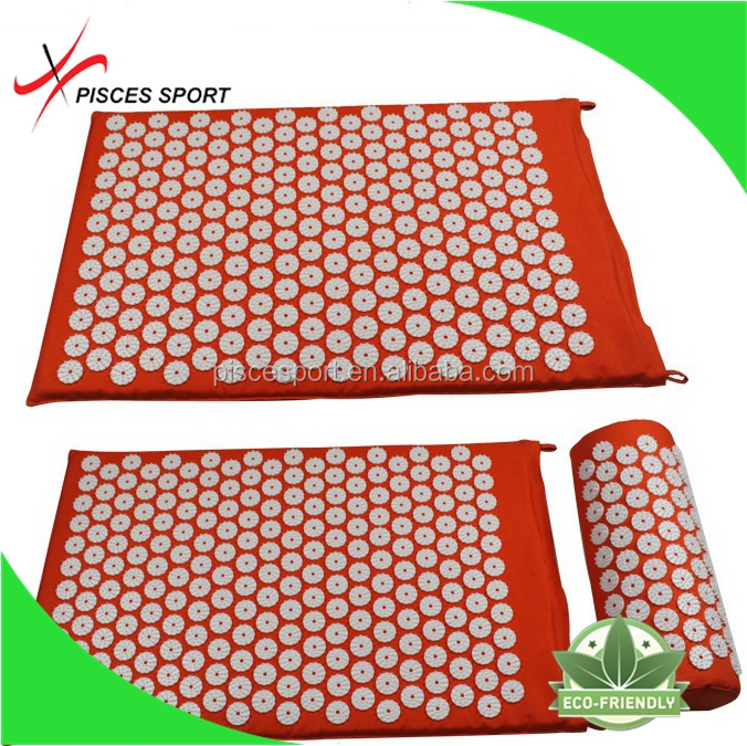 Eco-Friendly durable massage cushion and spike mat for body