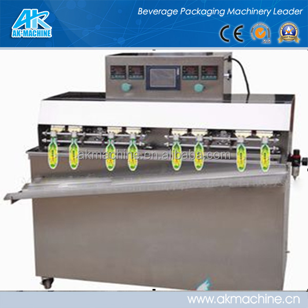 mineral water plastic bags filling sealing machine/bag filling machine