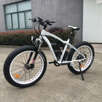 "48V-500W Fat tyre electric bike new model for 26""*4.0 Tyre"