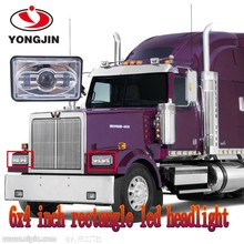 8800 EVOLUTION DOT ECE approval 4x6 headlight for bus