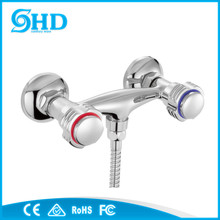 Low price old fashion bathtub shower mixer water tap, hot cold water mixer valve