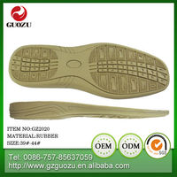latest men shoe outsole design for wholesale sandal