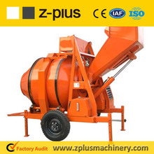 Enjoy good fame in the market JZR500H diesel engine cement mixer supplier