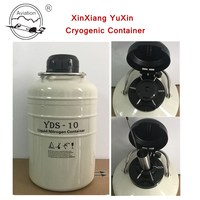 YDS series cryogenic container liquid nitrogen price for cryosauna