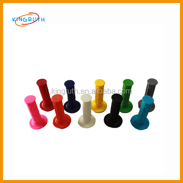 "Motorcycle Pit Bike 7/8""+1"" Universal Handlebar Rubber colorful dirt bike hand grips"
