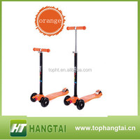 Hot selling products 4 wheel children trike maxi kick scooter