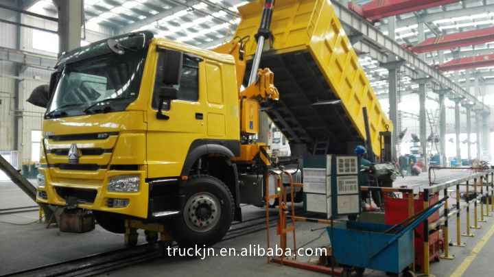 1ton truck mounted crane for Sale