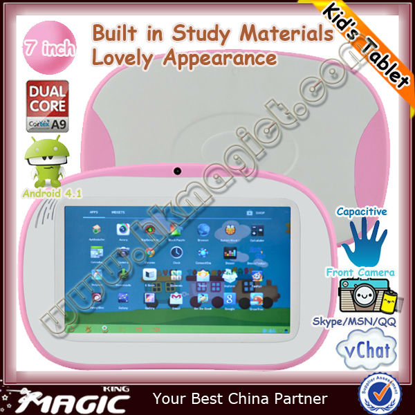 Smart learning play pad for kids