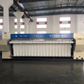 3 meter hotel,hospital,laundry linen press machine of high quality