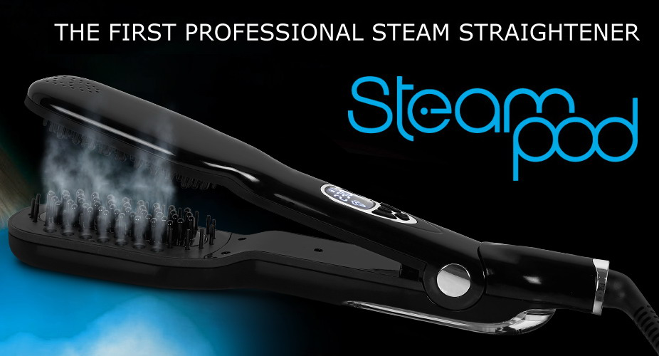 Loreal Steam Pod Hair Straightener View Loreal Steam Pod