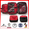 2015 Travel Accessories Kit Travel Organizer Toiletry Bag Red (ESX-LB205)