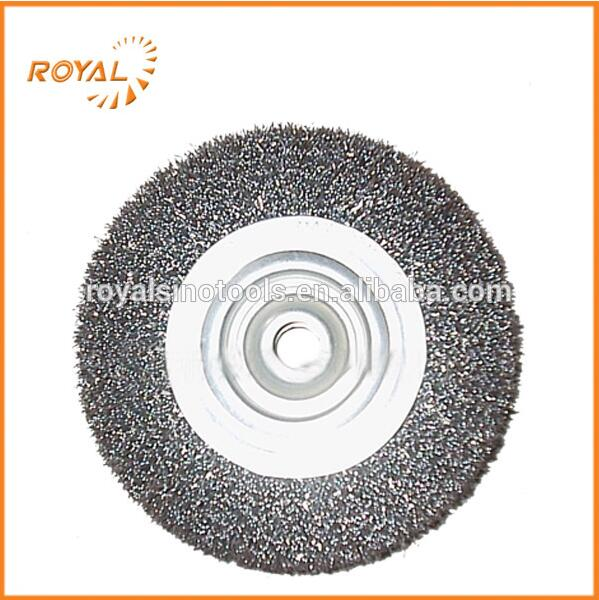 Fast Delivery different color wire wheel brush with high quality
