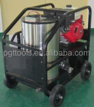 5.5HP Hot water Gasoline used hot water pressure washers for sale