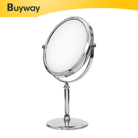 Custom free standing Cosmetic magnifying mirror